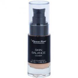 Pierre René Face Skin Balance voděodolný fluidní make-up pro dlouhotrvající efekt odstín 22 Light Beige 30 ml