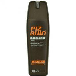 Piz Buin Allergy sprej na opalování SPF30  200 ml