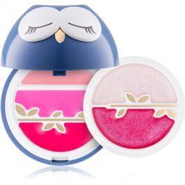 Pupa All You Need Is Owl Pupa Owl 1 multifunkční paleta na rty odstín 003 3,9 g