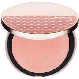 Pupa Pink Muse rozjasňovač odstín 002 Pink Muse 7 g