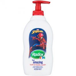 Radox Kids Feel Amazing sprchový a koupelový gel  400 ml