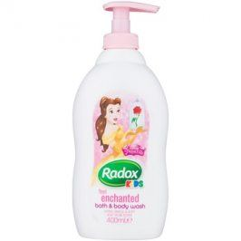 Radox Kids Feel Enchanted sprchový a koupelový gel  400 ml