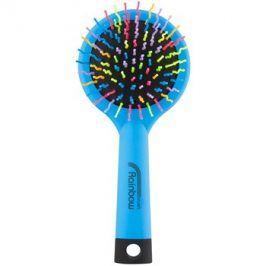 Rainbow Brush Large kartáč na vlasy se zrcátkem Blue