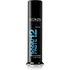 Redken Texturize Rough Paste 12 stylingová pasta pro všechny typy vlasů  75 ml