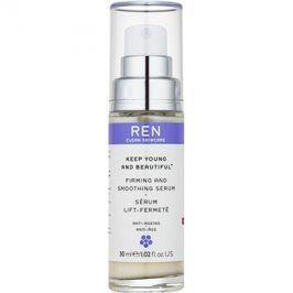 REN Keep Young And Beautiful™ vyhlazující sérum pro zpevnění pleti  30 ml