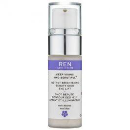 REN Keep Young And Beautiful™ rozjasňující oční gel s liftingovým efektem  15 ml