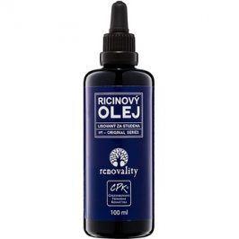 Renovality Original Series ricinový olej lisovaný za studena  100 ml