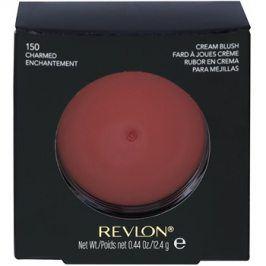 Revlon Cosmetics Blush krémová tvářenka odstín 150 Charmed 12,4 g
