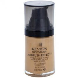 Revlon Cosmetics Photoready Airbrush Effect™ tekutý make-up SPF 20 odstín 007 Cool Beige 30 ml