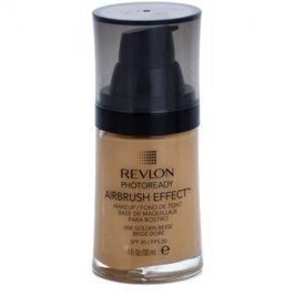Revlon Cosmetics Photoready Airbrush Effect™ tekutý make-up SPF 20 odstín 008 Golden Beige 30 ml