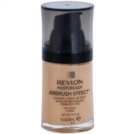 Revlon Cosmetics Photoready Airbrush Effect™ tekutý make-up SPF 20 odstín 001 Ivory 30 ml