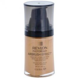Revlon Cosmetics Photoready Airbrush Effect™ tekutý make-up SPF 20 odstín 005 Natural Beige 30 ml