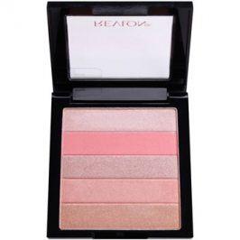 Revlon Cosmetics Sunkissed rozjasňující tvářenka odstín 020 Rose Glow 7,5 ml