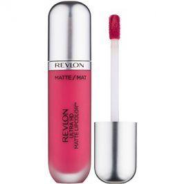 Revlon Cosmetics Ultra HD matná barva na rty odstín 600 Devotion 5,9 ml