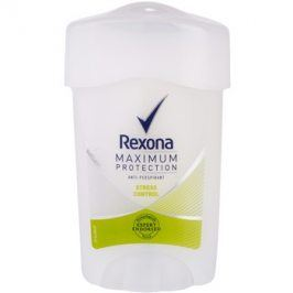 Rexona Maximum Protection Stress Control krémový antiperspirant 48h  45 ml