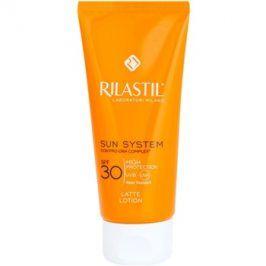 Rilastil Sun System ochranné opalovací mléko SPF30  100 ml
