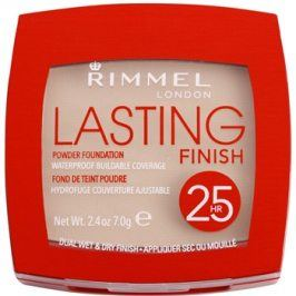 Rimmel Lasting Finish 25H ultra lehký pudr odstín 001 Light Porcelain 7 g