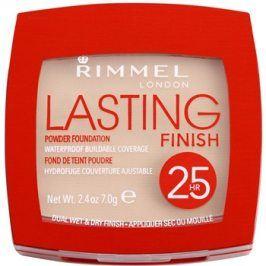 Rimmel Lasting Finish 25H ultra lehký pudr odstín 003 Silky Beige 7 g