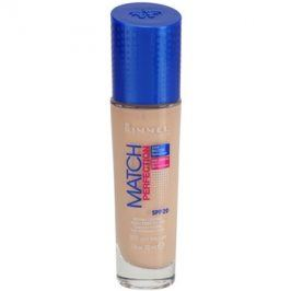 Rimmel Match Perfection tekutý make-up SPF 20 odstín 010 Ligh Porcelain 30 ml
