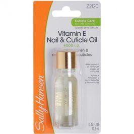 Sally Hansen Cuticle Care vyživující olej na nehty a nehtovou kůžičku Vitamin E Nail and Cuticle Oil 13,3 ml