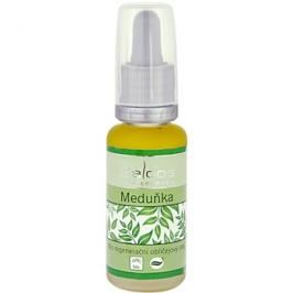 Saloos Bio Regenerative bio regenerační obličejový olej Meduňka  20 ml