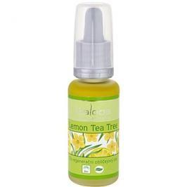 Saloos Bio Regenerative bio regenerační obličejový olej Lemon Tea Tree  20 ml