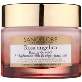 Sanoflore Rosa Angelica hydratační noční krém s regeneračním účinkem  50 ml