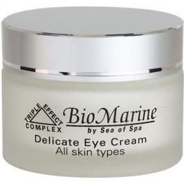 Sea of Spa Bio Marine jemný oční krém pro všechny typy pleti  50 ml