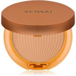 Sensai Silky Bronze ochranný voděodolný opalovací pudr SPF30 SC02 Natural  8,5 g
