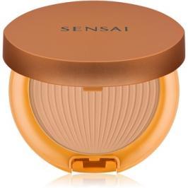 Sensai Silky Bronze ochranný voděodolný opalovací pudr SPF30 CS01 Light  8,5 g