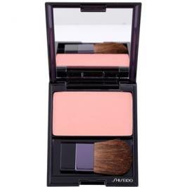 Shiseido Base Luminizing Satin rozjasňující tvářenka odstín RD 103 Petal 6,5 g
