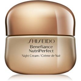 Shiseido Benefiance NutriPerfect revitalizační noční krém proti vráskám  50 ml