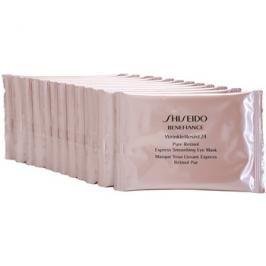 Shiseido Benefiance WrinkleResist24 maska na oči s retinolem  12 ks