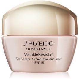 Shiseido Benefiance WrinkleResist24 denní protivráskový krém SPF15  50 ml