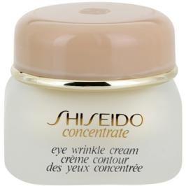 Shiseido Concentrate protivráskový krém na oční okolí  15 ml