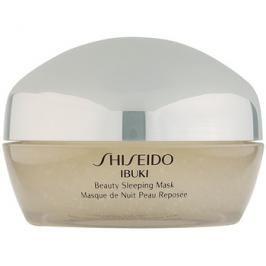 Shiseido Ibuki noční maska pro zkrášlení pleti  80 ml