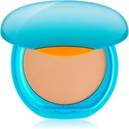 Shiseido Sun Foundation voděodolný kompaktní make-up SPF30 odstín Medium Ochre  12 g