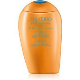 Shiseido Sun Protection opalovací emulze SPF 10  150 ml