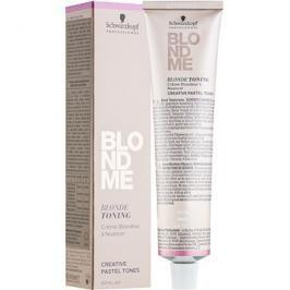 Schwarzkopf Professional Blondme tónovací krém pro blond vlasy odstín T- Sand  60 ml