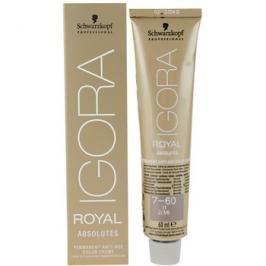 Schwarzkopf Professional IGORA Royal Absolutes barva na vlasy odstín 5-80  60 ml