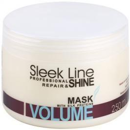 Stapiz Sleek Line Volume hydratační maska pro jemné a zplihlé vlasy  250 ml