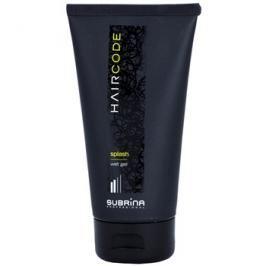 Subrina Professional Hair Code Splash gel na vlasy s mokrým efektem  150 ml