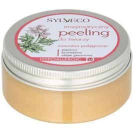 Sylveco Face Care enzymatický peeling na obličej  75 ml