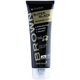 Tannymaxx Brown Super Black opalovací krém do solária  125 ml