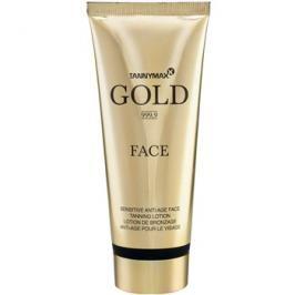 Tannymaxx Gold 999,9 krém na obličej pro urychlení opalování  75 ml
