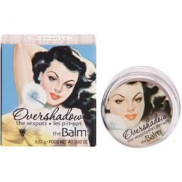 theBalm Overshadow minerální oční stíny odstín If You're Rich, I'm Single 0,57 g