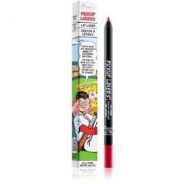 theBalm Pickup Liners tužka na rty odstín Boyfriend Material 0,5 g