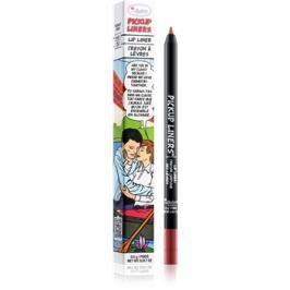theBalm Pickup Liners tužka na rty odstín Acute One 0,5 g