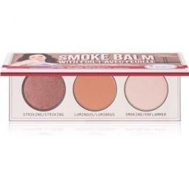 theBalm Smoke Balm with Foil paleta očních stínů  7,2 g