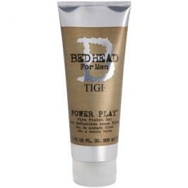 TIGI Bed Head B for Men stylingový gel silné zpevnění  200 ml